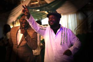 buchi & Pst Kingsley Ike