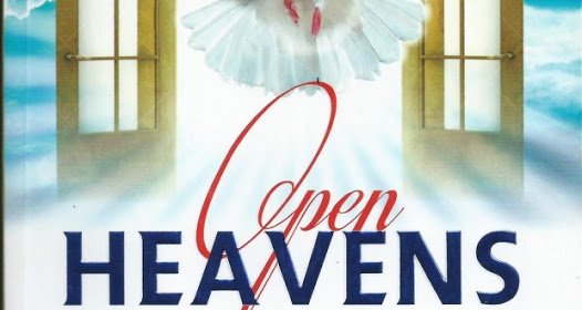 open heavens daily