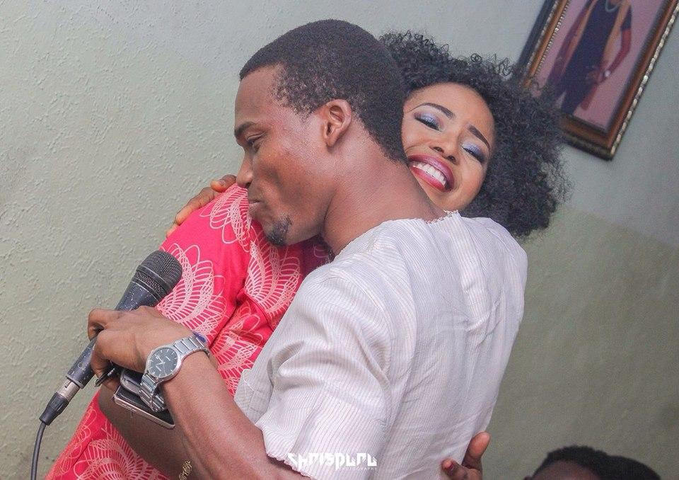 Gospel music singer Monique celebrates birthday in style