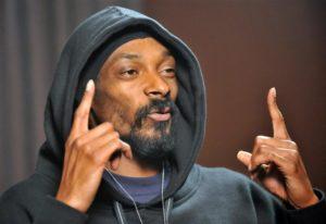 American rapper Snoop Dogg, Wellington, New Zealand, Monday, October 27, 2008. Credit:NZPA / Ross Setford.