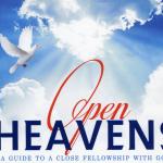Open heavens - Pastor E A Adeboye