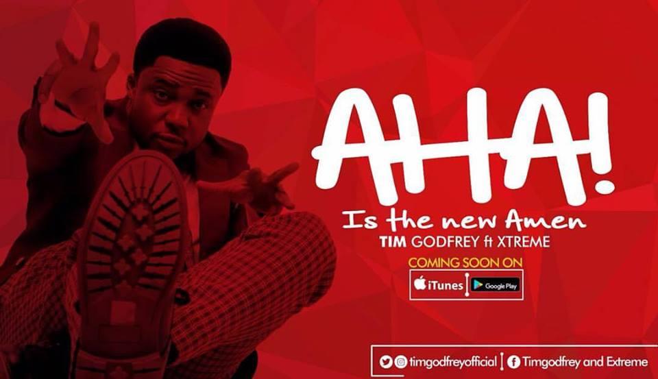 Tim Godfrey - Ahaa