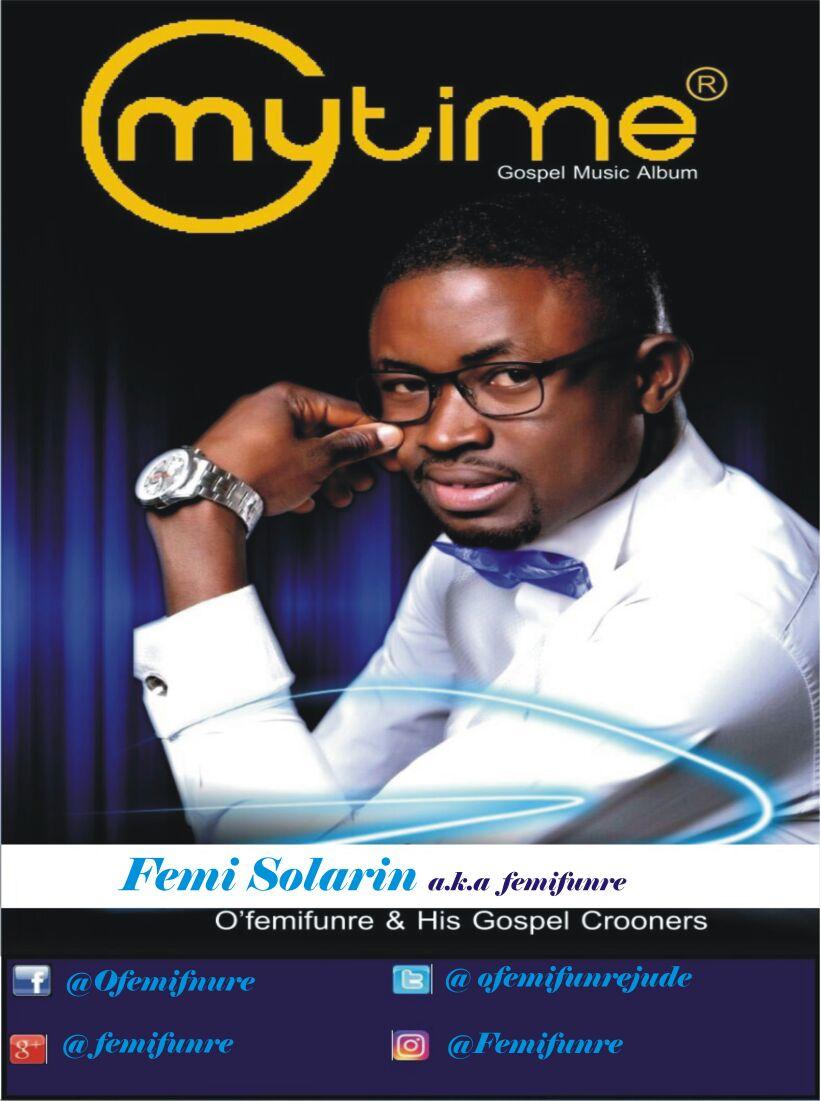 Femi Solarin - My Time