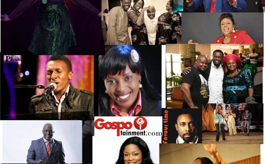 NIGERIAN GOSPEL MUSIC ARTISTES THAT MADE THE YEAR | Gospotainment com