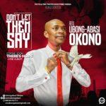 Rev Ubong Abasi Okono