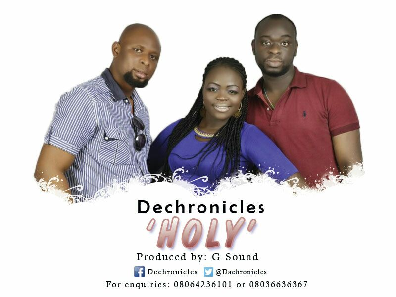 Holy- dechronicles