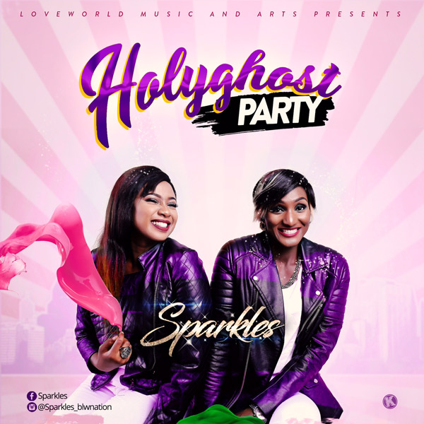 Sparkles - holy ghost party