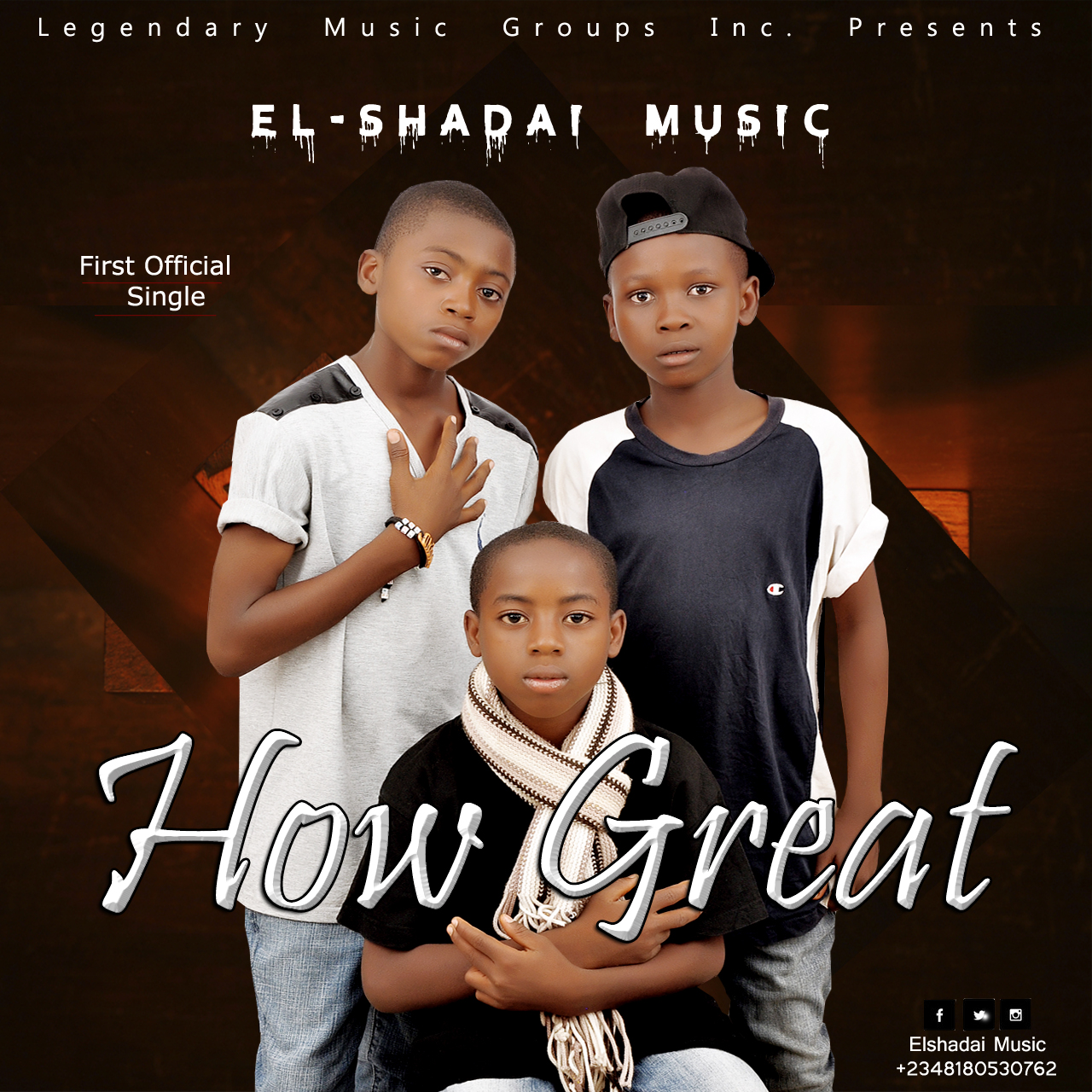 El-shadai Music