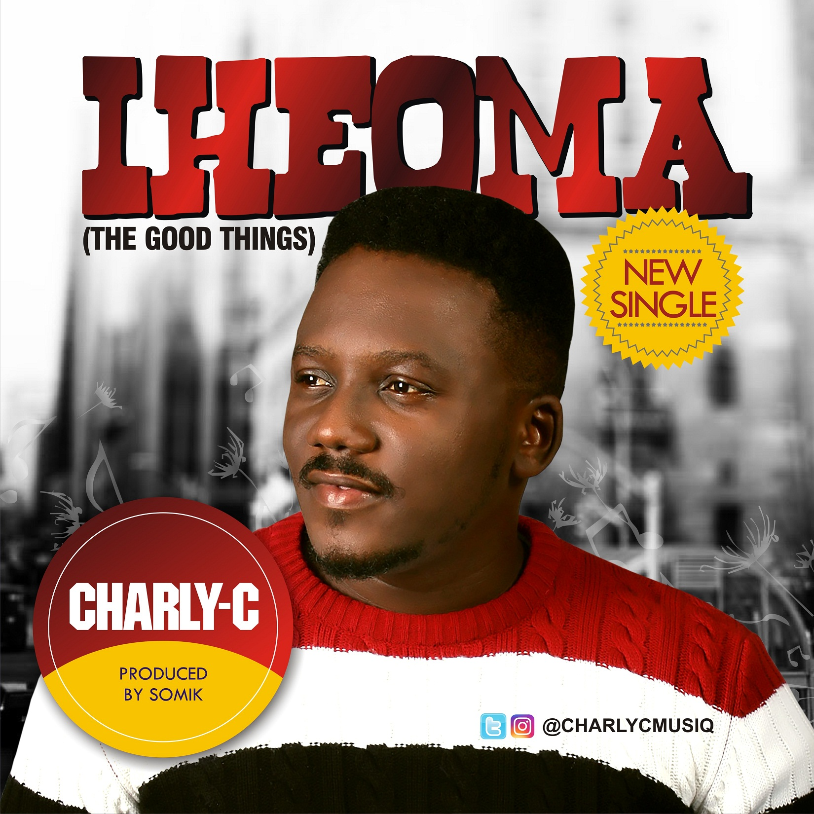 IHEOMA - Charly-C