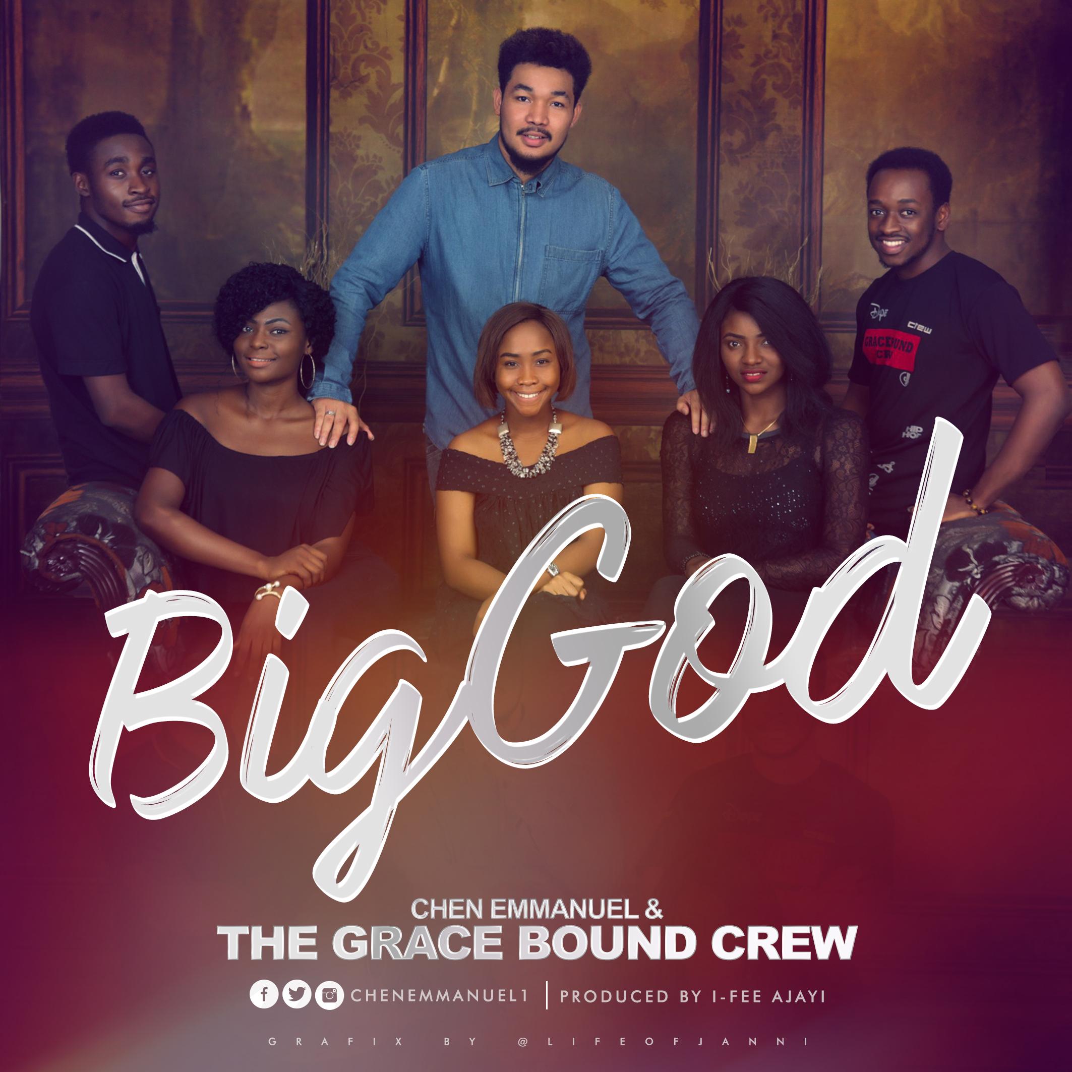 Big God - Chen Emmanuel