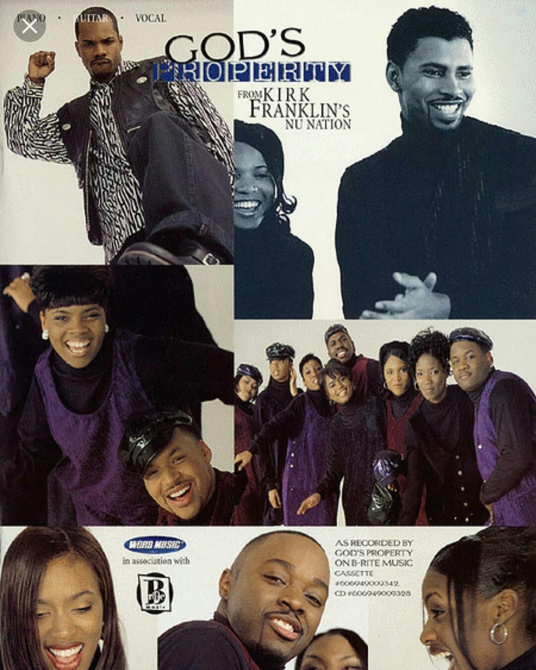 Kirk Franklin celebrates 20th anniversary of his album - God\'s ...