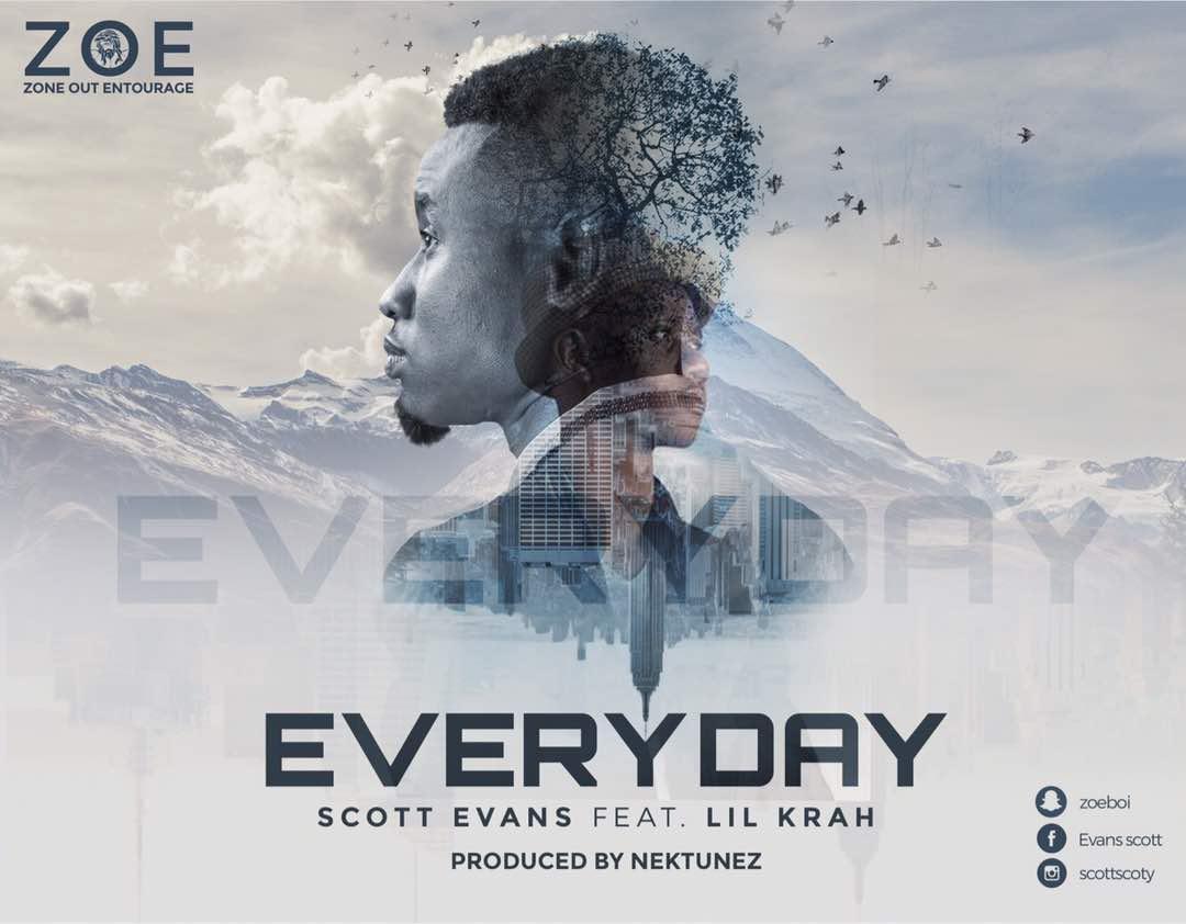 Scott Evans - Everyday