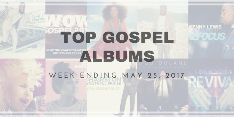 top ten gospel albums