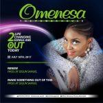 Omenesa two singles release
