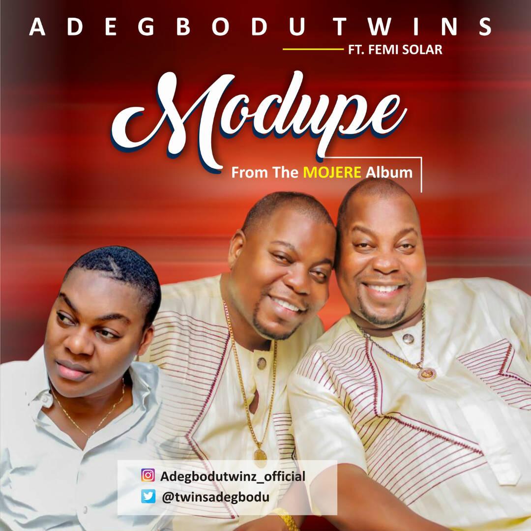 Adegbodu Twins