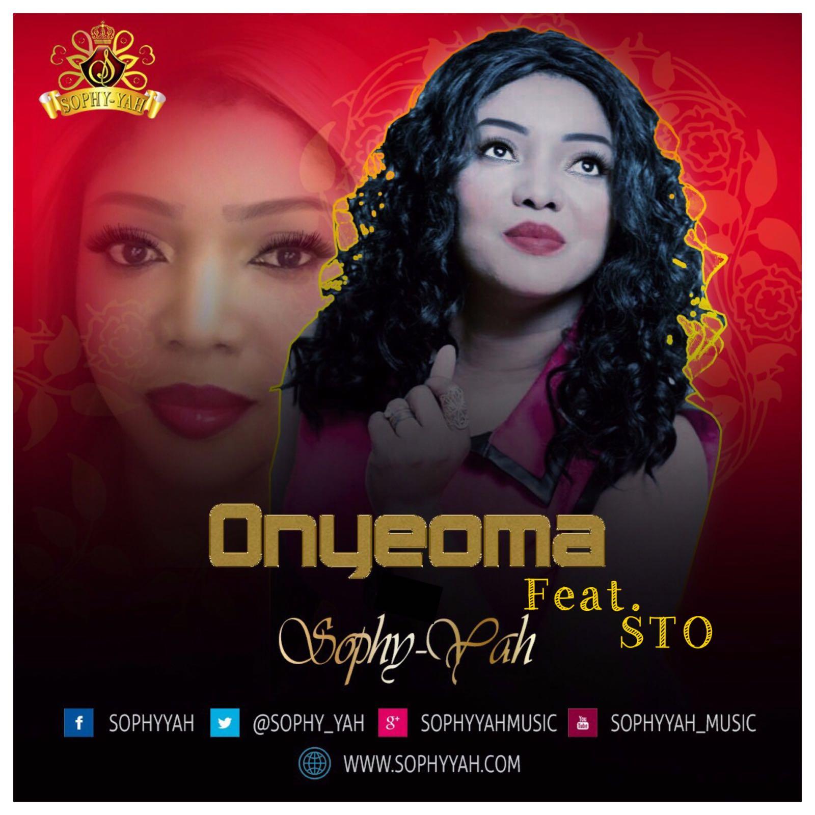 Sophy-yah - Onyeoma