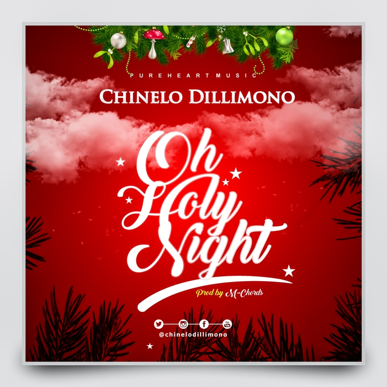 Chinelo Dillimono - Oh Holy Night [Art cover]
