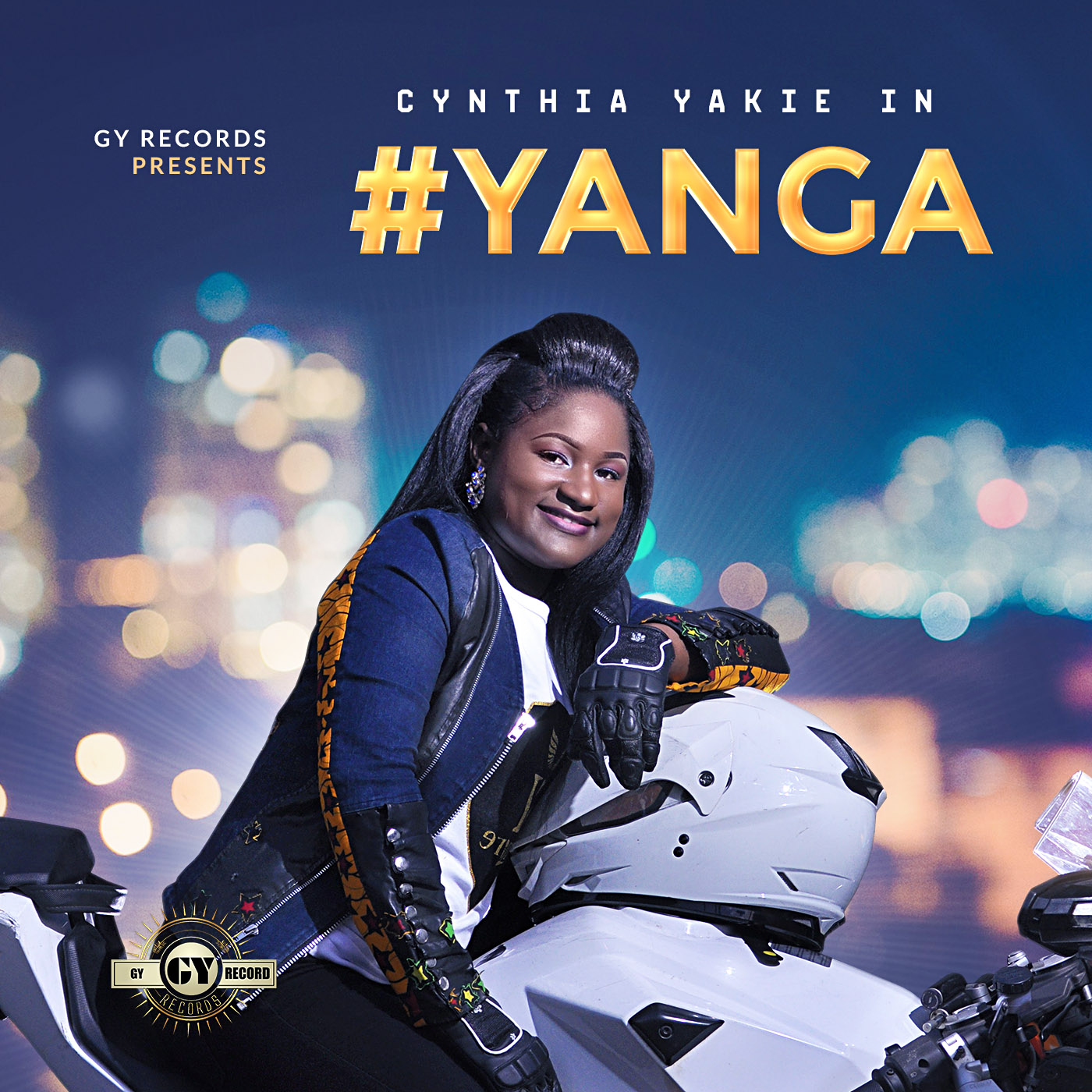 Cynthia Yakie - Yanga