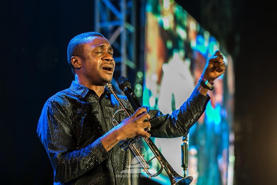 NATHANIEL BASSEY ENCOURAGES NIGERIAN YOUTHS
