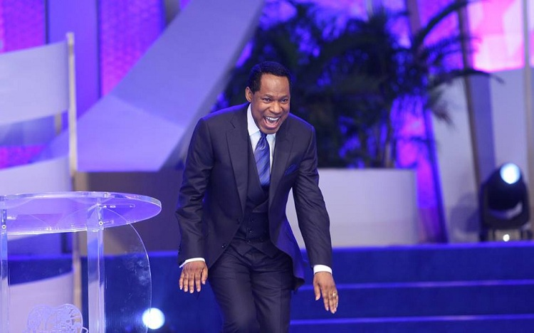 Pastor Chris Oyakhiloe