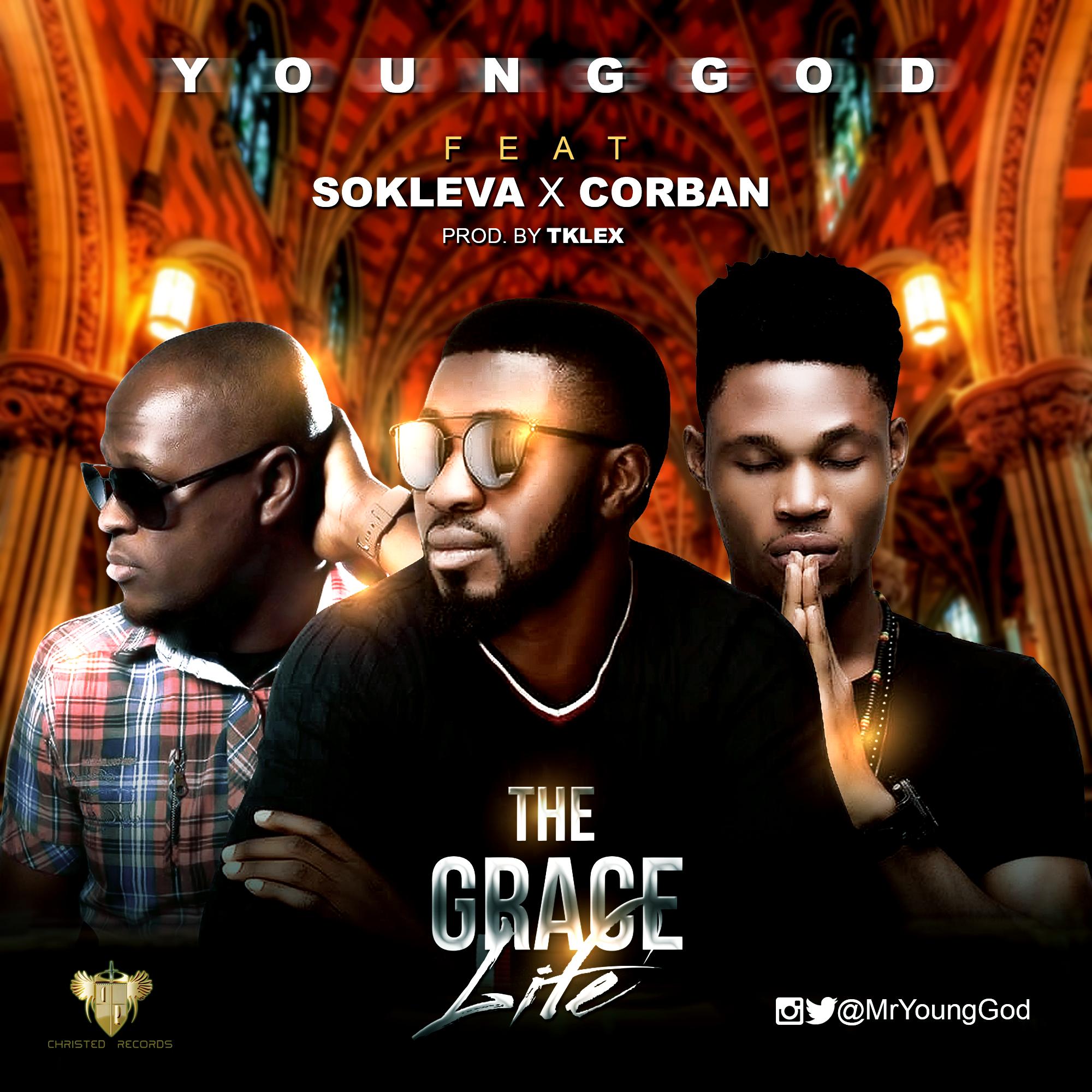 Young God ft. Sokleva & Corban - The Grace Life
