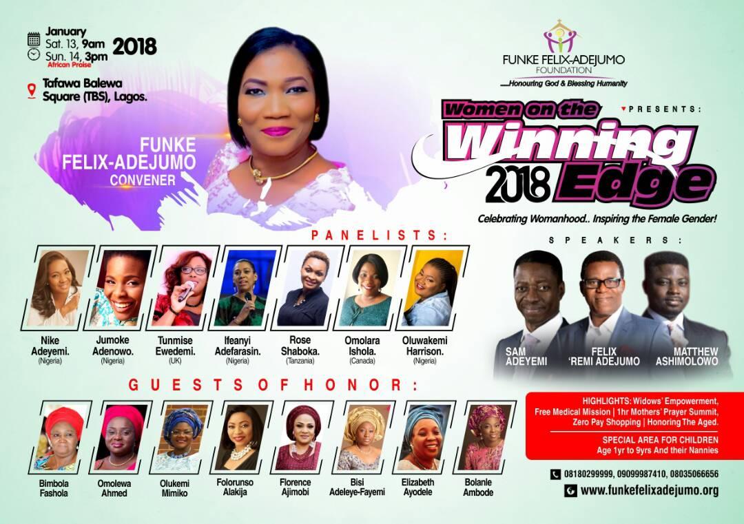 Winning Edge Conference