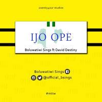 ijo Ope - boluwatiwi sings