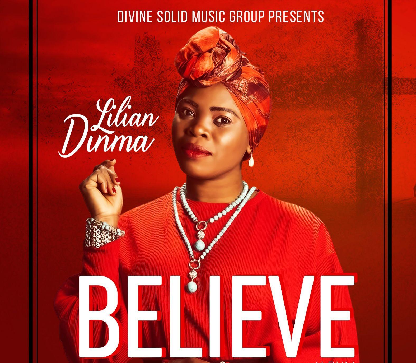 Lilian Dinma - Believe Album Cover