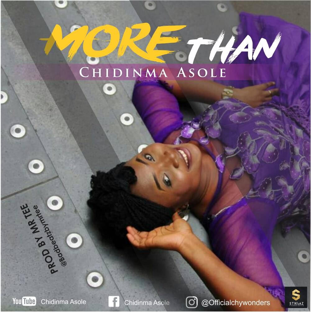 Chidinma Asole - More Than