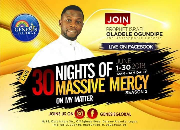 Prophet Oladele
