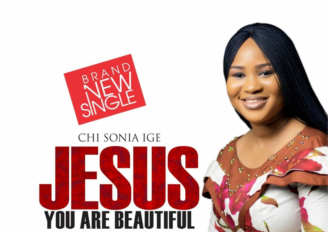 Chisonia - Jesus You Are Beautiful to Me front image
