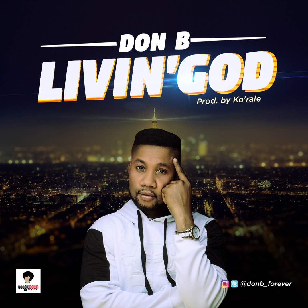 Don B Living God image