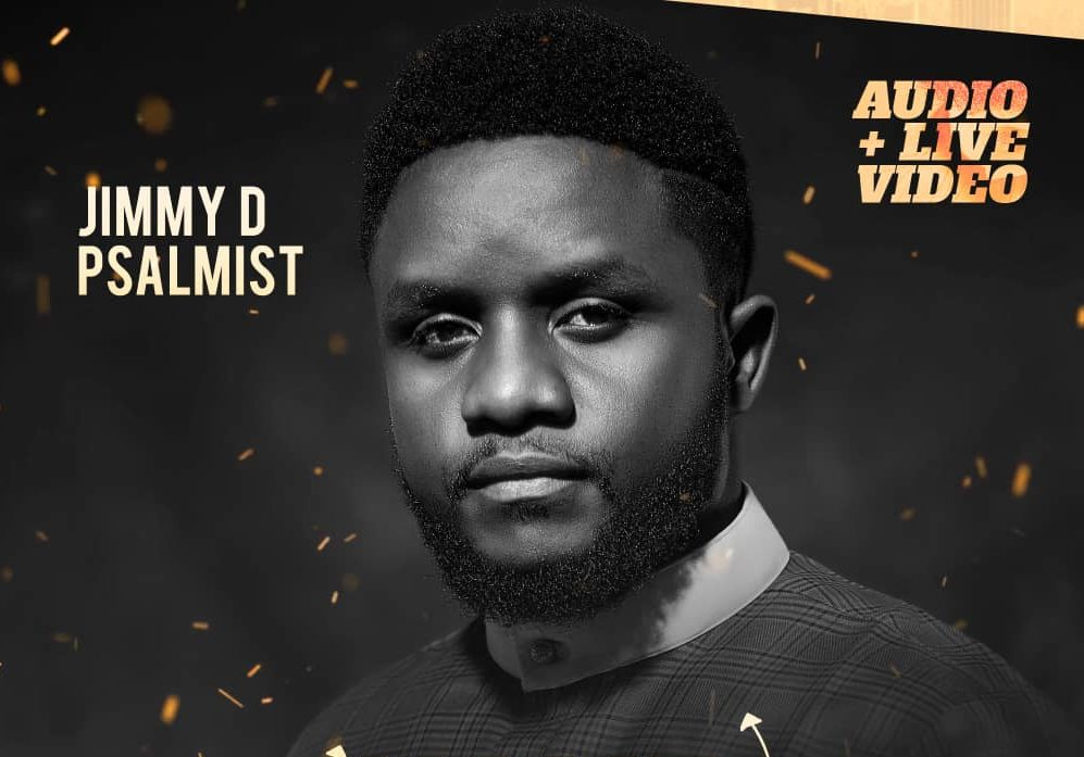 JIMMY D PSALMIST -front NAME ABOVE ALL NAMES