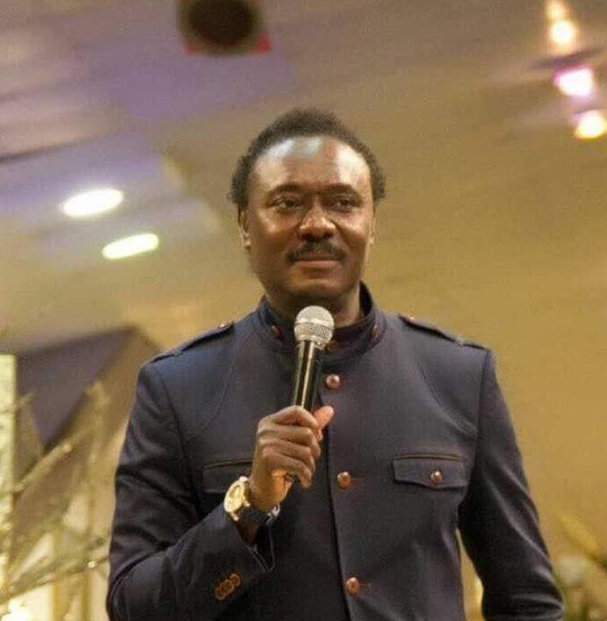 Pastor Chris Okotie Presidency