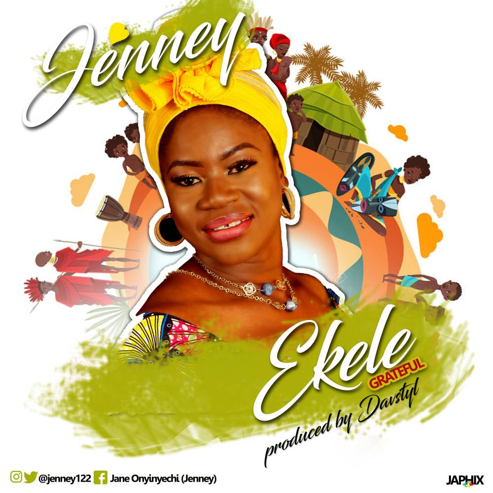 Ekele - Grateful - Jenney
