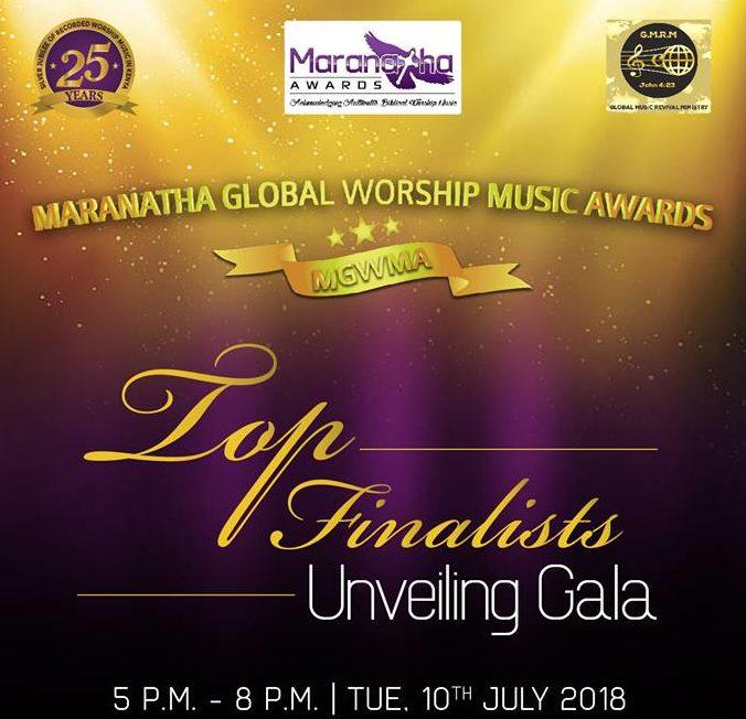 Maranatha awards