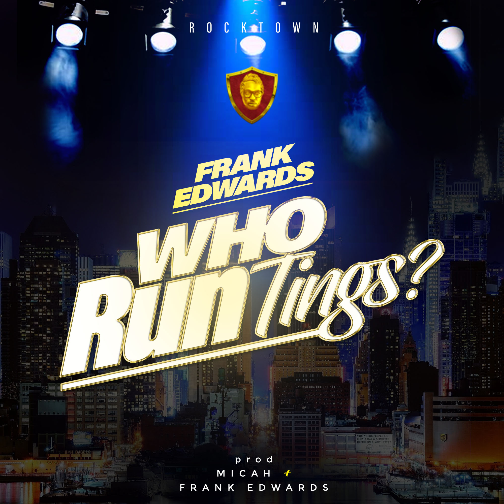 Who-Run-Artwork - Frank Edwards