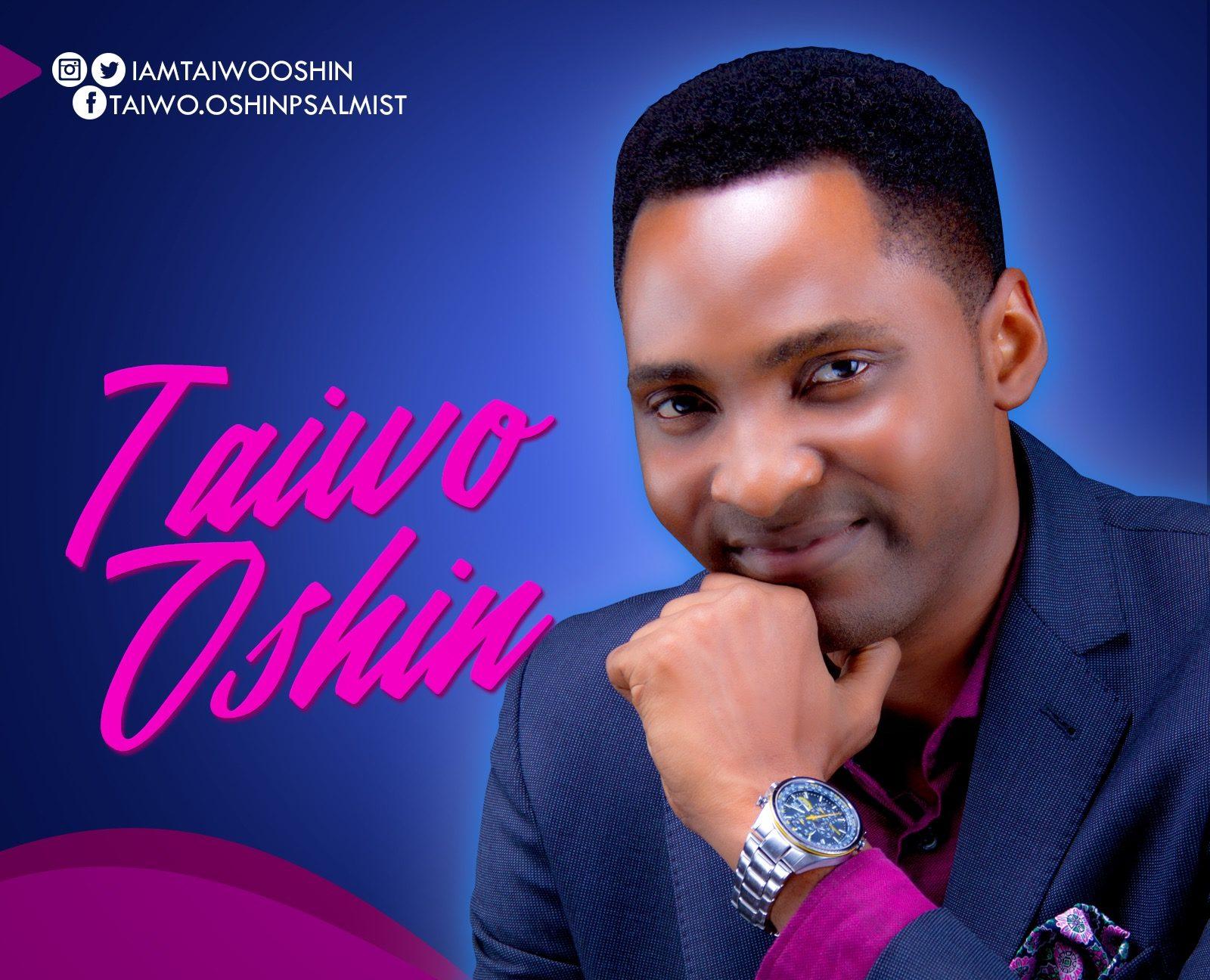 YOU ARE GOD _Taiwo Oshin