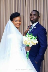 Favour and her Husband