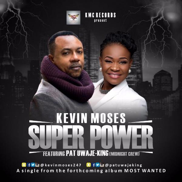 Kelvin Moses - super-power