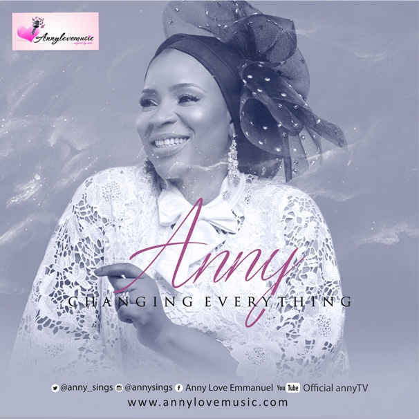Anny - Changing Everything