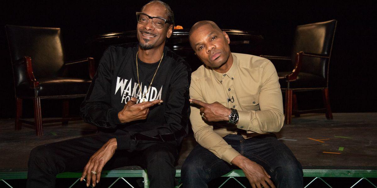 Kirk and Snoop