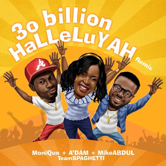 30 Billion Halleluyah