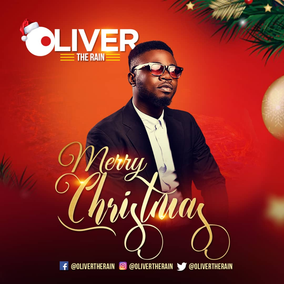 Merry Christmas - Olivertherain