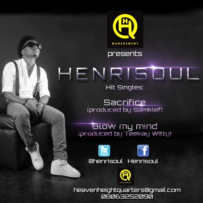 henrisoul - Blow my Mind