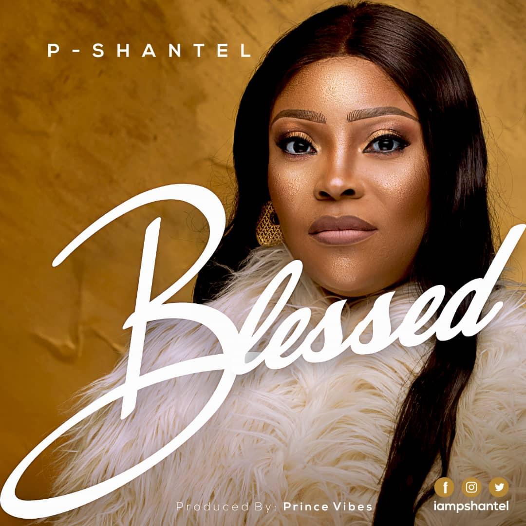 p-shantel - Blessed