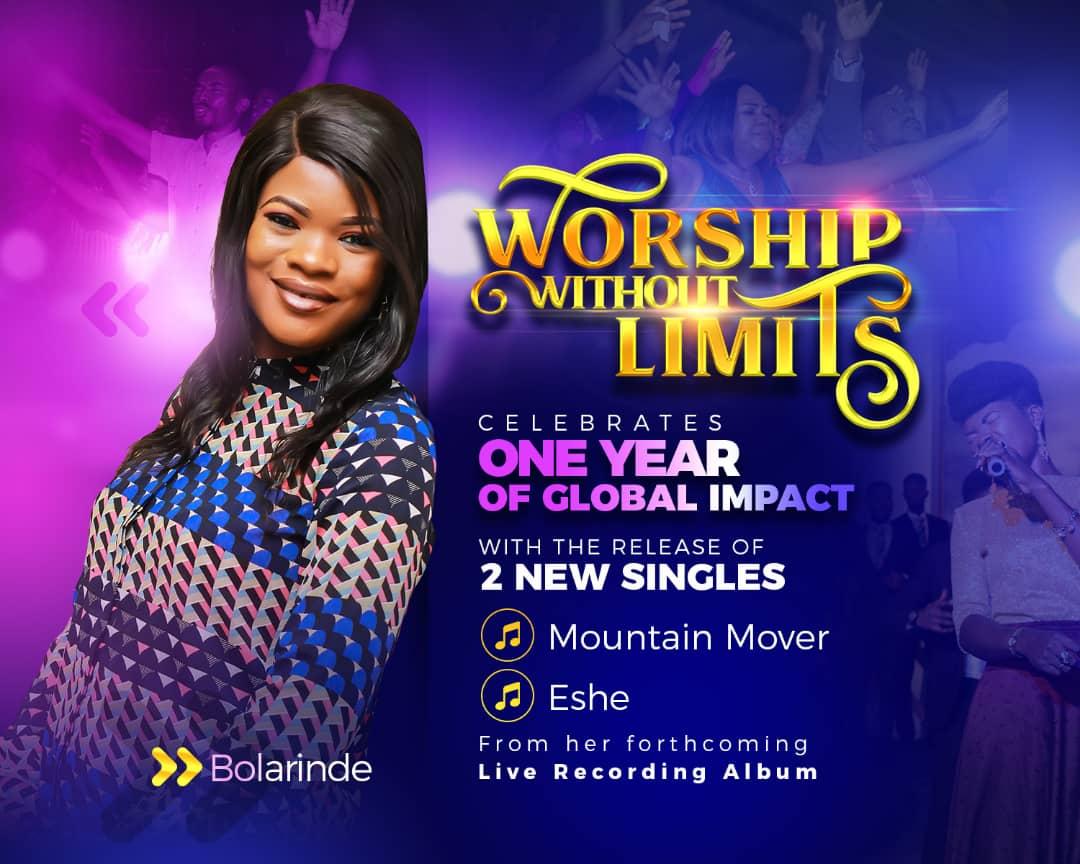 Bolarinde- Worship Without Limits