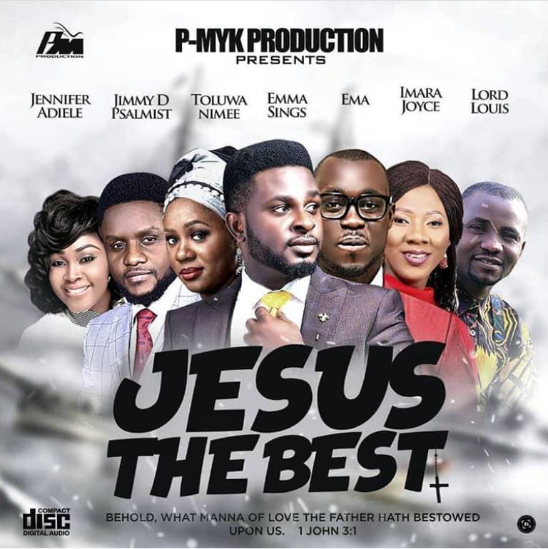 PMyk Mix Jesus the best
