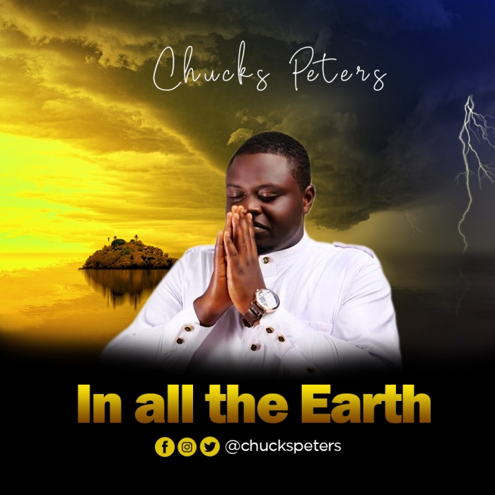 Chucks Peters - In all the Earth