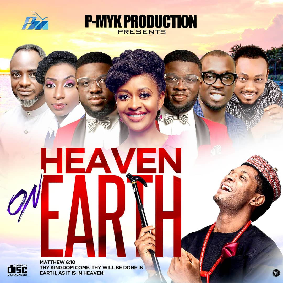Pmyk - Heaven on earth front cover